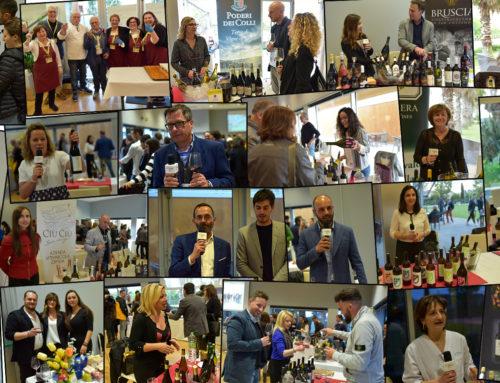 Artevinando 11-12 maggio 2019, boom di presenze per la degustazione e l'esposizione d'arte