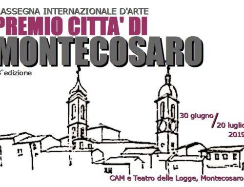 Premio Città di Montecosaro, dal 30 giugno al 20 luglio 2019