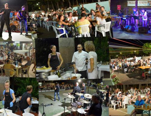 Galleria Fotografica del Music Festival & Street Food di Quattro Marine – Civitanova Marche
