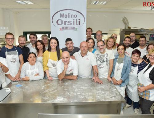 "Josep Pascual , ""Un Pane Senza Segreti"" #OrsiliMolinoAcademy"