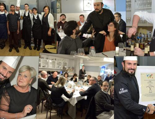 Reportage Paparini: Il gusto incontra l'arte, cena all'Osteria della Piazza