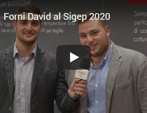 Forni David al Sigep 2020