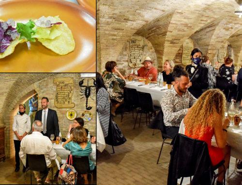 Enosophia – I giorni del Bacci: cena con la Chef Barbara Settembri