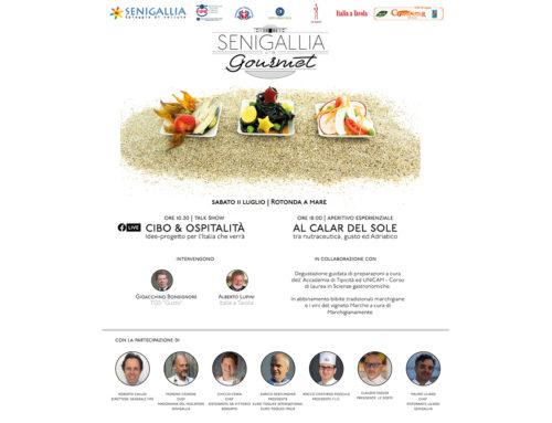 Sabato 11 luglio il luogo simbolo del turismo marchigiano ospita la quarta tappa del Grand Tour delle Marche