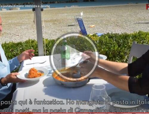 Il Faro, il mare a portata di mano: intervista a Janette